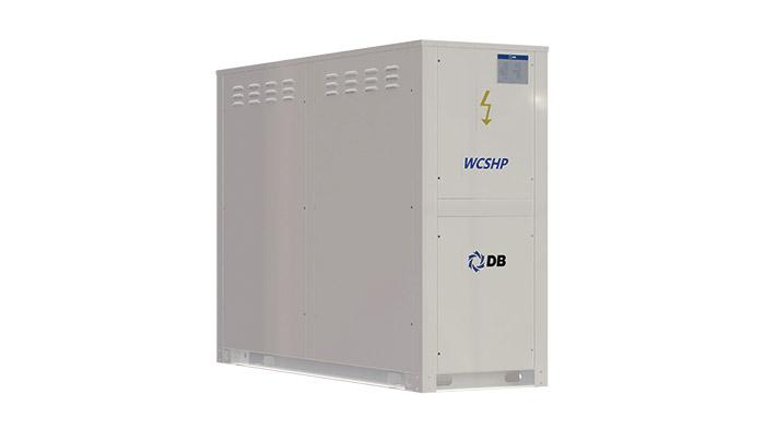 模块式水源(地源)热泵机组