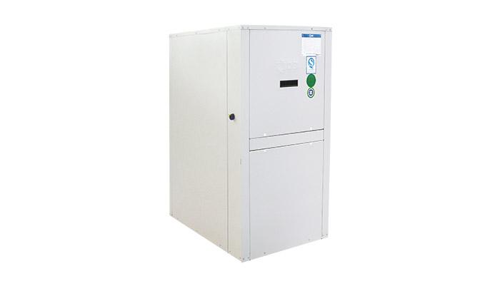模块式地源热泵机组