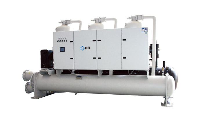 水冷螺杆冷水(热泵)机组