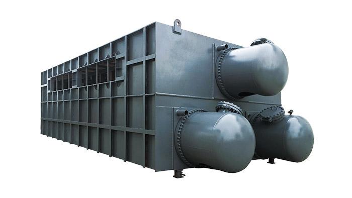 模块化高承压型凝汽器