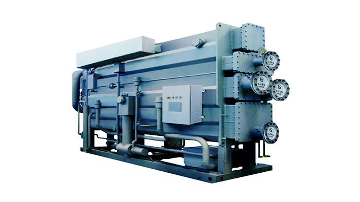 直燃增热供热机组