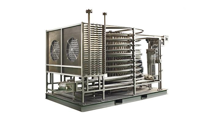 螺旋式速冻装置(单螺旋、双螺旋)