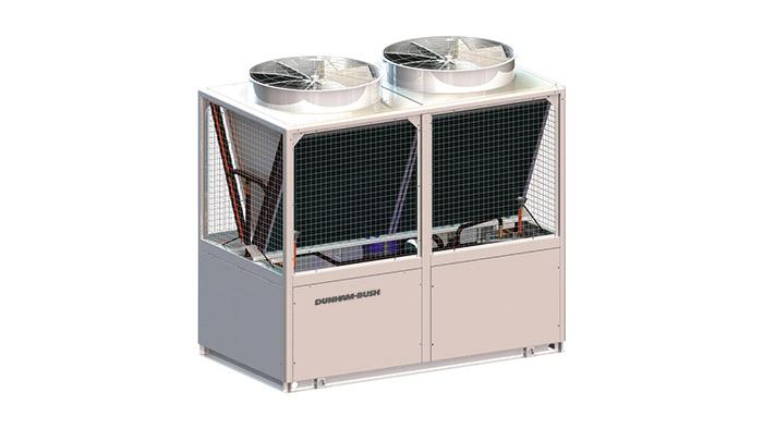 风冷模块冷水(热泵)机组机