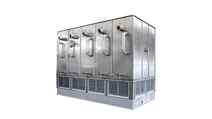 工业用复合型空冷器