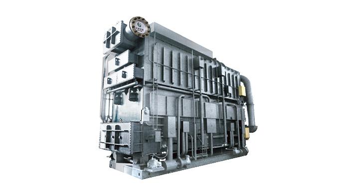 吸收式余热回收机组