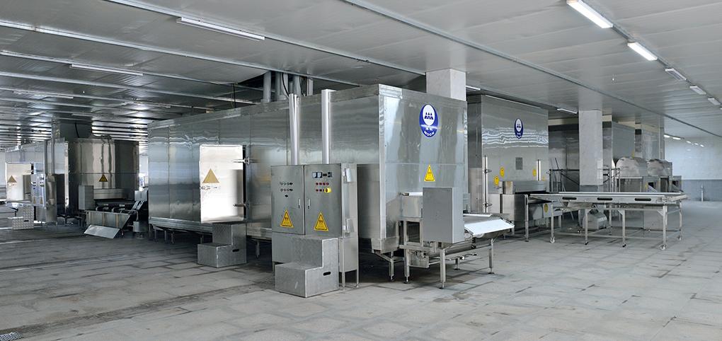 食品冷冻冷藏项目单体速冻设备