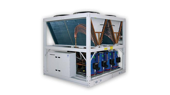 风冷冷水(热泵)系列设备