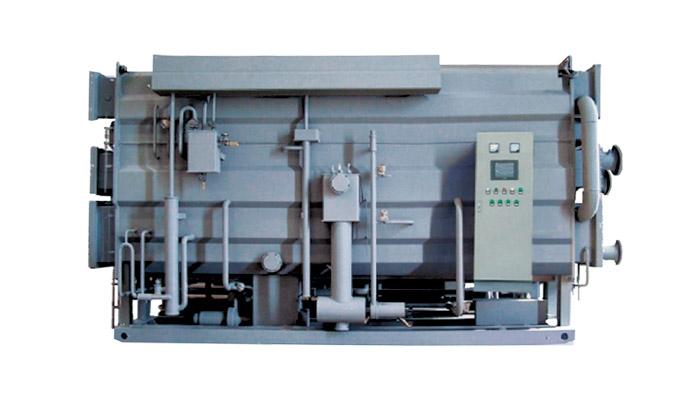 烟气源增热型供热机组