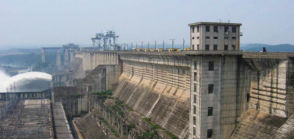 丹江口大坝项目