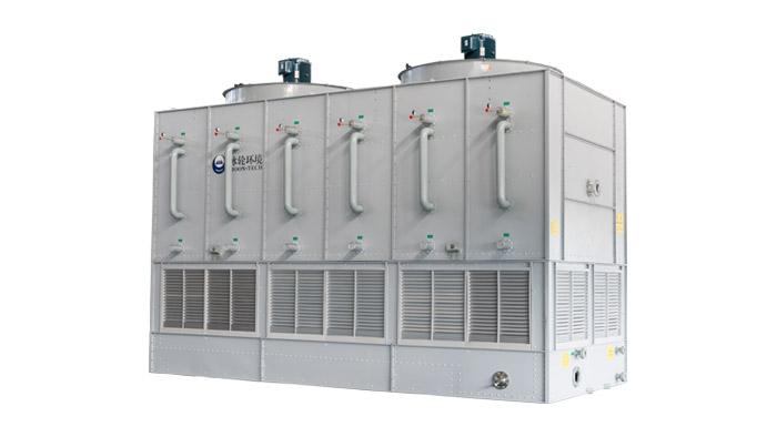 蒸发式冷凝/冷却器(湿式空冷器)