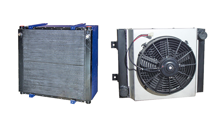 板翅换热器