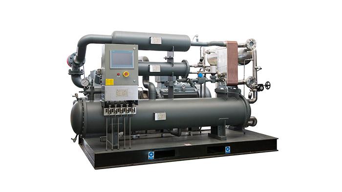 GHWS-HFO 高温水汽一体机