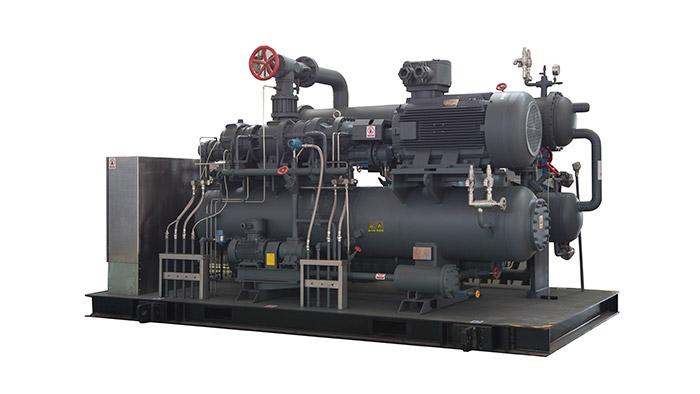 GEPT-R290 CO<sub>2</sub>高效相变载冷机组