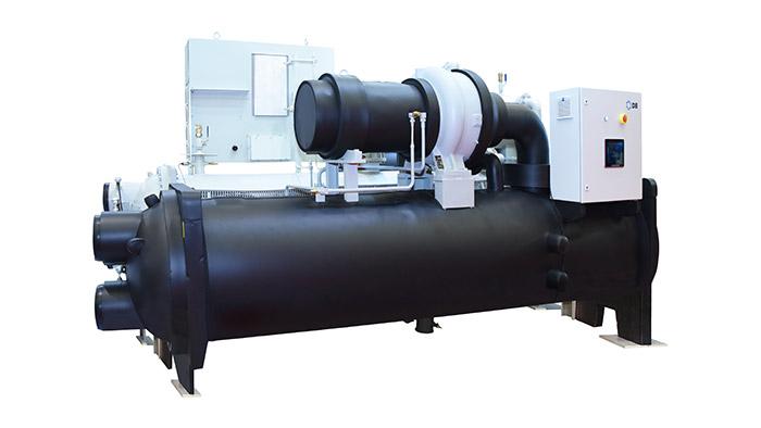 磁悬浮式离心式冷水(热泵)机组