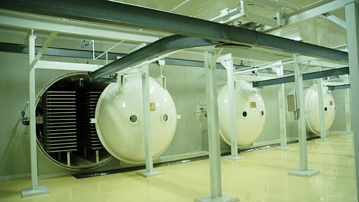 MTFD系列真空冷冻干燥成套设备