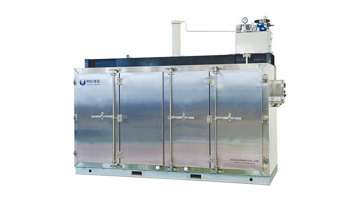 平板速冻装置