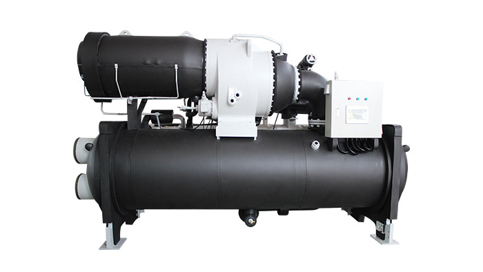 双级压缩离心式冷水(热泵)机组