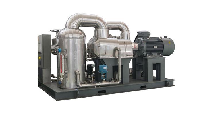 水蒸气增压热泵机组