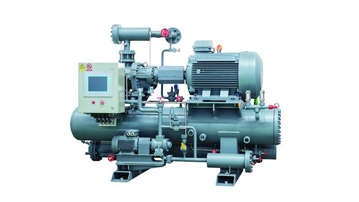 二氧化碳压缩机组