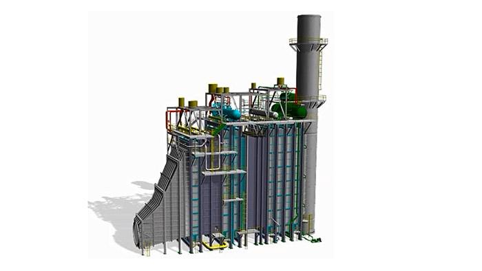 系列锅炉产品