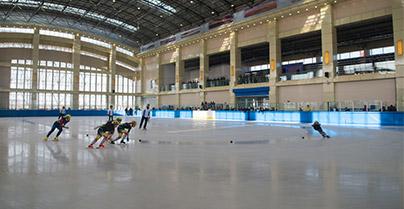 冰雪运动场馆