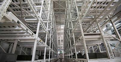 智能包装机械及立库仓储系统